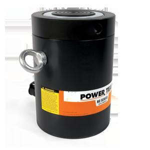 Stahlzylinder mit Feststellring und sehr hoher Druckkraft - R...L-Serie