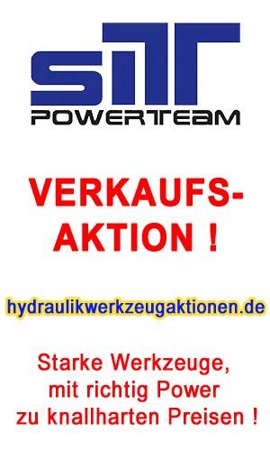 SIt Powerteam Verkaufsaktion